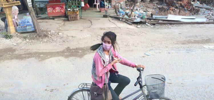 Bus to Cambodia