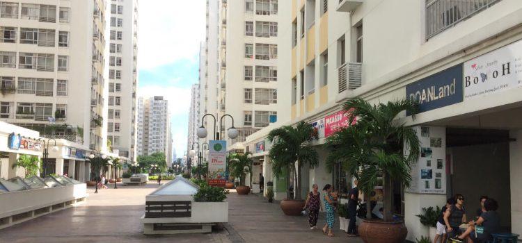 Phú Mỹ Hưng Apartment, Saigon